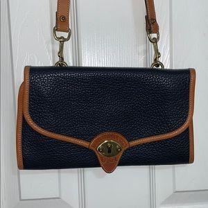Vintage Dooney & Bourke crossbody purse/clutch